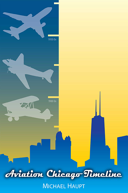 Aviation Chicago Timeline book cover